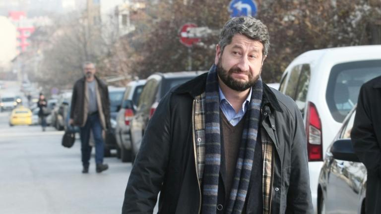 Съдебната система е зацапана от влияния, потвърди Христо Иванов