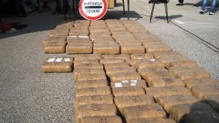 "Хванаха камион със 160 кг марихуана на ГКПП-""Дунав мост"""