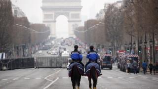 """Над 30 арестувани при поредните протести на """"жълтите жилетки"""" в Париж"""