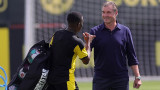 Спортният директор на Борусия (Дортмунд): Да не изпадаме в еуфория заради кризата в Байерн