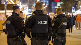 Флашмоб доведе до сблъсъци с полицията във Франкфурт