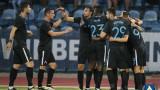 Етър - Левски 0:0, сериозен пропуск на Мариани