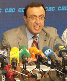 Петър Стоянов: СДС няма грехове, а само грешки