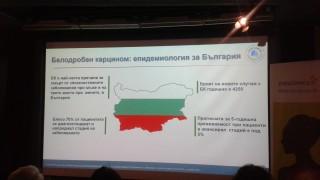 Ракът на белия дроб е причина номер едно за смърт при българските мъже