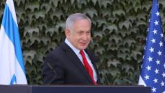 Нетаняху поздрави Байдън за победата и благодари на Тръмп за всичко