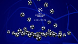 УЕФА обяви програмата на груповата фаза на Шампионска лига