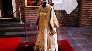 Дяконските одежди са изработени в Русия