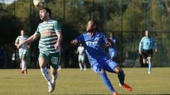 Левски спечели контролата си срещу Рапид (Виена) с 2:1