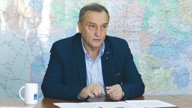 """Светослав Глосов: """"Джи Пи Груп"""" не са се отказали от строежа на АМ """"Струма"""""""