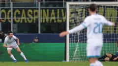 ПСВ изхвърли Интер от Шампионска лига