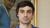 Мартин Райнов пристигна при Левски в Кипър