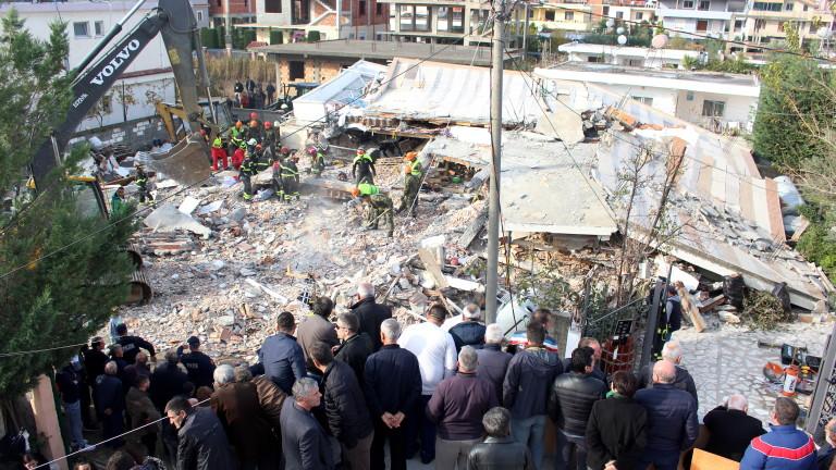 Ново силно земетресение с магнитуд 5,3 по скалата на Рихтер