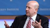 Дейвид Соломон става новият президент на Goldman Sachs