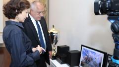 Борисов пред шефката на ЮНЕСКО: Образованието е основен приоритет на България