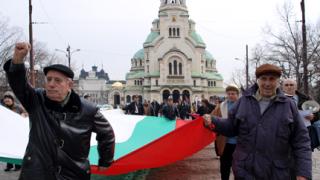 Каракачанов и пенсионери срещу политиката на ЧЕЗ