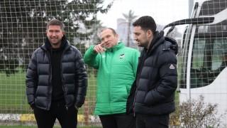 Хари Кюъл няма търпение да види Пирин в Първа лига