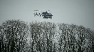 В Ирландия е изчезнал хеликоптер