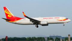 Китайска компания извърши първия междуконтитентален полет с гориво от готварско олио