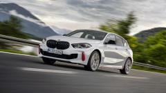 BMW 128Ti - новият хулиган в квартала