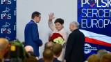 Управляващата дяснопопулистка партия в Полша печели евроизборите