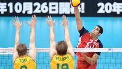 Египет и Аржентина поднесоха изненади в първия ден мъжката Световна купа по волейбол