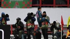 Локомотив (Москва) загуби от Атлетико (Мадрид) с 1:5