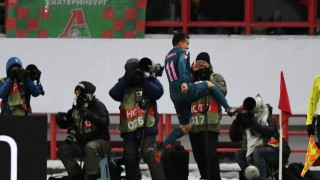 Мощен Атлетико отнесе Локо (Москва) и в реванша