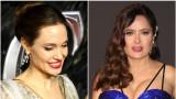 Салма Хайек, Анджелина Джоли и как двете се забавляват на рождения ден на мексиканската актриса