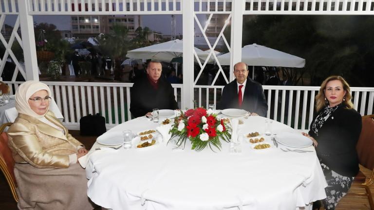 Ердоган не намери време да се срещне с Помпео