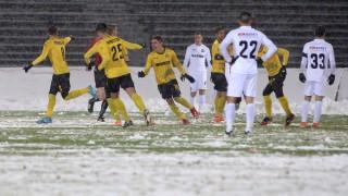 Под снега в София Ботев (Пловдив) отстрани Славия за Купата