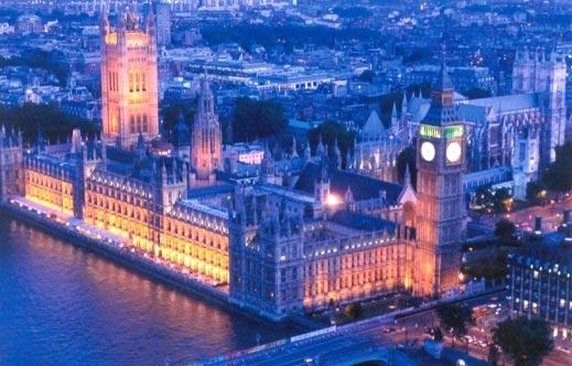 Цените на имотите във Великобритания падат през февруари