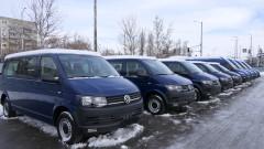 МВР се сдоби с 9 коли от Международната организация по миграция