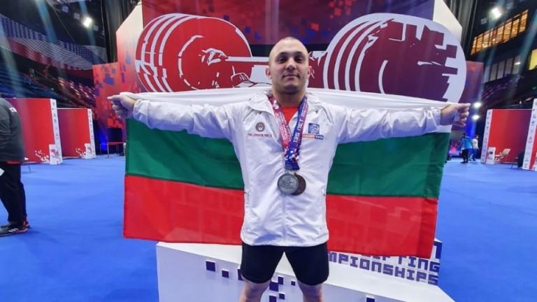 Българинът Валентин Генчев донесе успех на страната ни след като