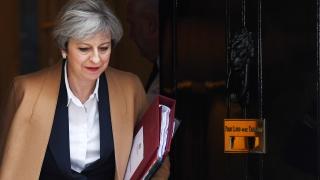 Брекзит е уникална възможност и шанс за по-добро бъдеще, обяви Мей