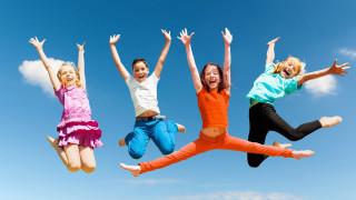 Лятната ваканция 2018: Занимални и спортни игри за деца