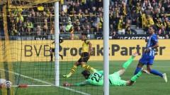 Джейдън Санчо не стигна на Борусия (Дортмунд) срещу Херта