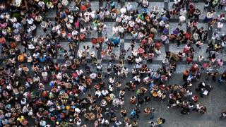 Как е разпределено световното население?