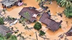 Наводнения и свлачища отнеха живота на 91 души в Шри Ланка