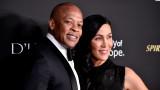 Dr. Dre, съпругата му Никол Йънг и развеждат ли се двамата