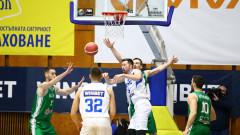 Левски Лукойл надхитри Балкан и записа шеста поредна победа в НБЛ