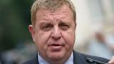Оставката на Цачева няма да е проблем за правителството, убеден Каракачанов