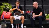 Григор Димитров: Познавам Андре Агаси от 14-годишен, той е страхотна личност