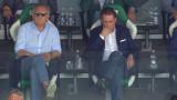 Собствениците на Лудогорец и Левски отново ще седнат един до друг в Разград