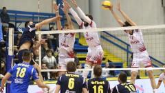 Жребият за Купата на България по волейбол ще се тегли в понеделник