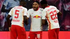 РБ Лайпциг победи Байер (Леверкузен) с 1:0 в Бундеслигата