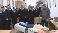 Първият випуск военни лекари започна обучение във Варна и София