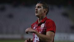ЦСКА не бърза с решението си за Кирил Десподов
