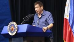 Президентът на Филипините се ваксинира с китайската Covid ваксина