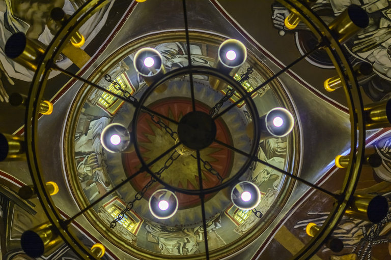 """Куполът на """"Св. Възнесение Господне"""""""