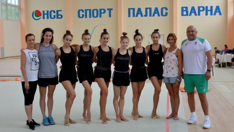 Министърът на младежта и спорта Красен Кралев посети тренировъчния лагер